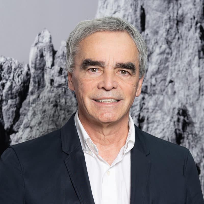 Portraitfoto von Prof. Dr. med. Karl-Heinz Kuck